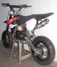 BOXERACING BXR-F08 MOTARD