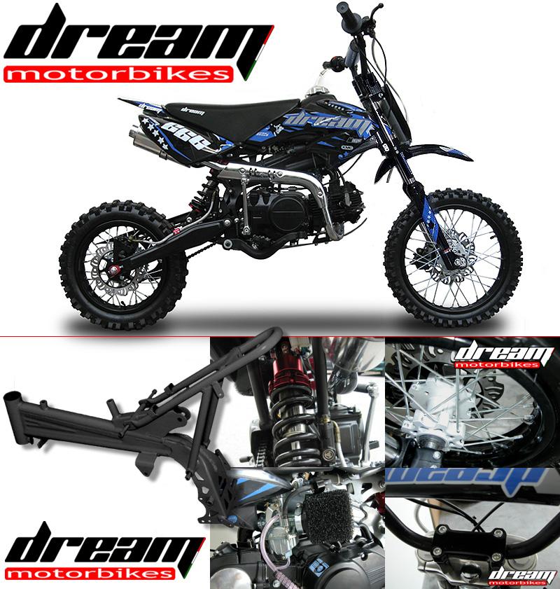 DREAM 666 SC 125CC