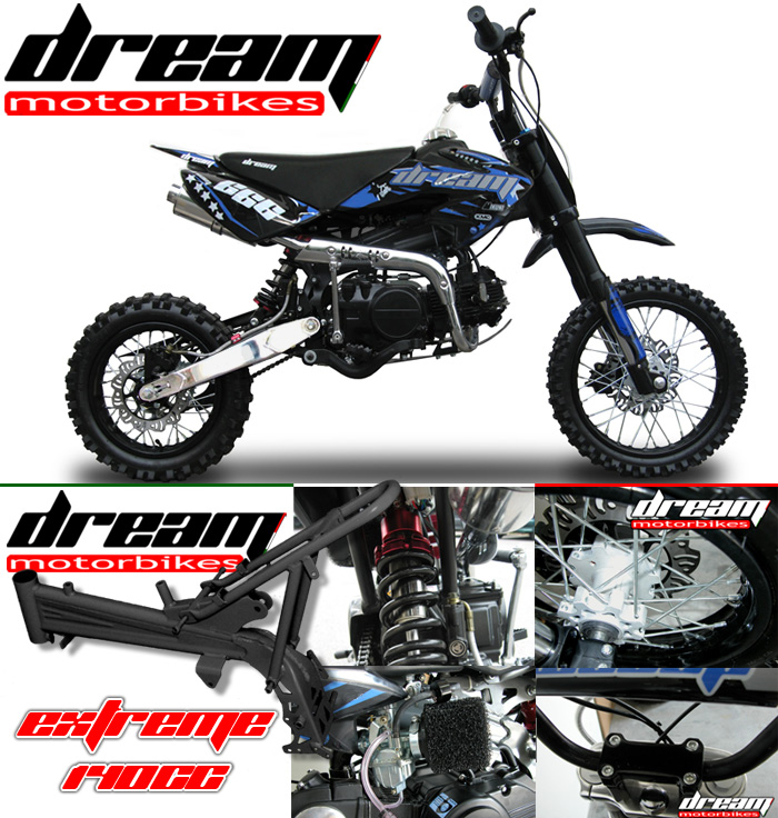 DREAM 666 EXTREME 140CC