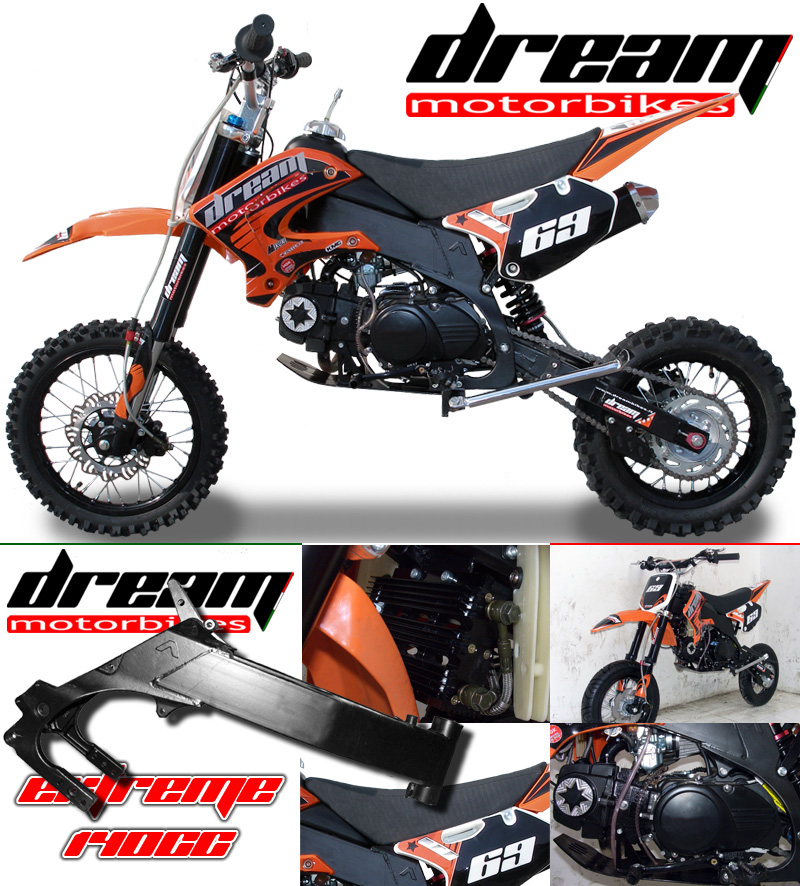 DREAM 69 EXTREME 140CC
