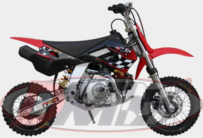 DM MINICROSS - MOTARD 110 4 STROKE