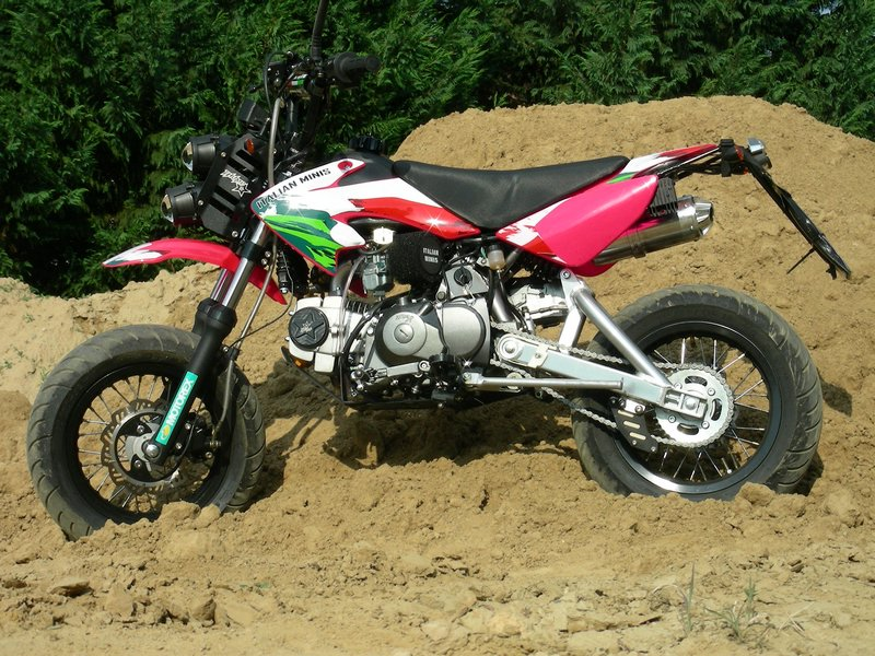 ITALIAN MINIS Roadripper 125