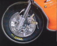 minimoto ZPF 206 base racing