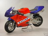 pocket bike MK4
