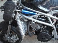 minimoto g1 radiatore