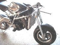 minimoto g1 reverse telaio