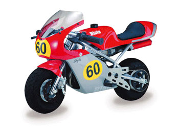 minimoto blata style 60