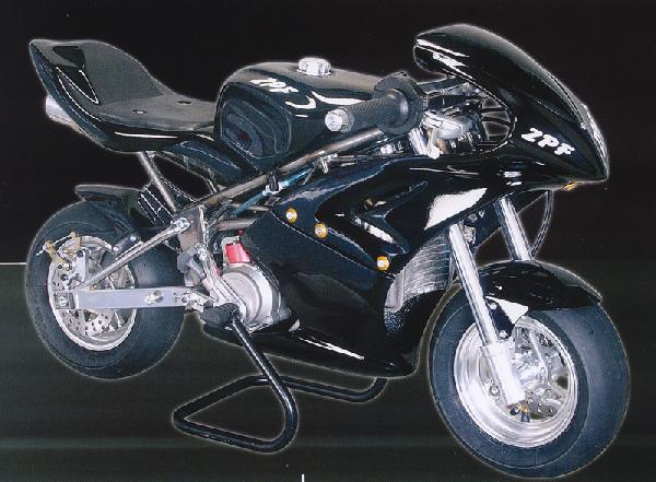 minimoto ZPF 206 pronto gara