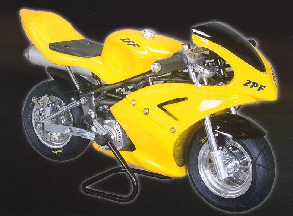 minimoto ZPF 206 junior gara italia