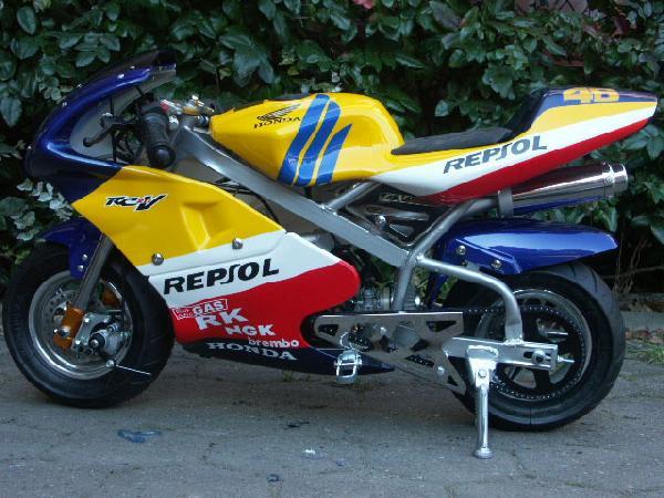 pocket bike mk3