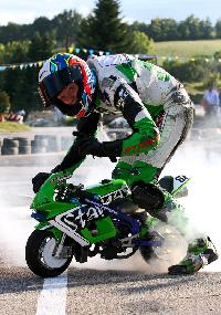 Luca Marconi campione minimoto