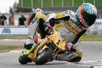 Luca Marconi Campione Europeo Minimoto Categoria Open 2007 con motore BZM