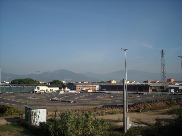 Inaugurazione pista del GECO Montemurlo