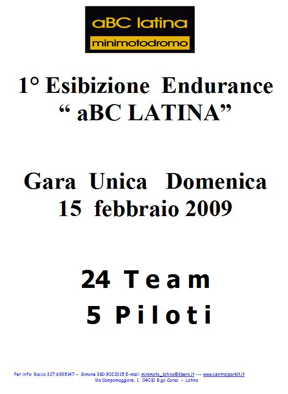 endurance latina