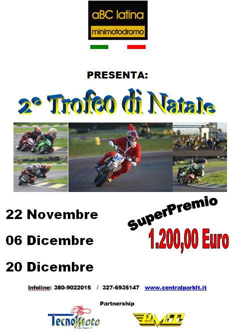 aBC Latina 2 Trofeo di Natale in Minimoto