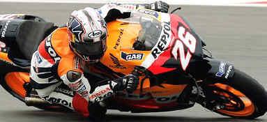 daniel pedrosa motogp 2006 cina shanghai