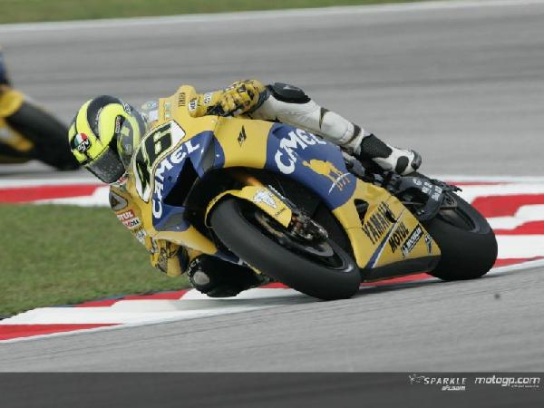 Valentino Rossi Malesia Sepang