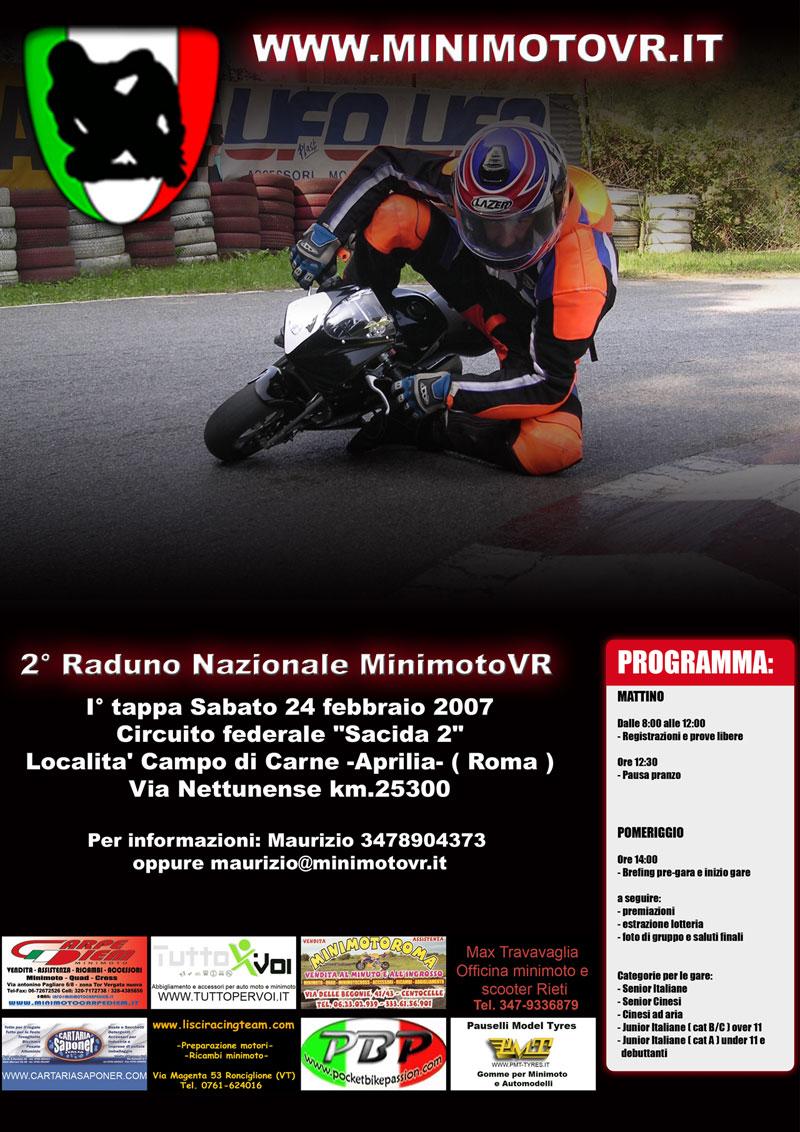2° raduno nazionale MinimotoVR