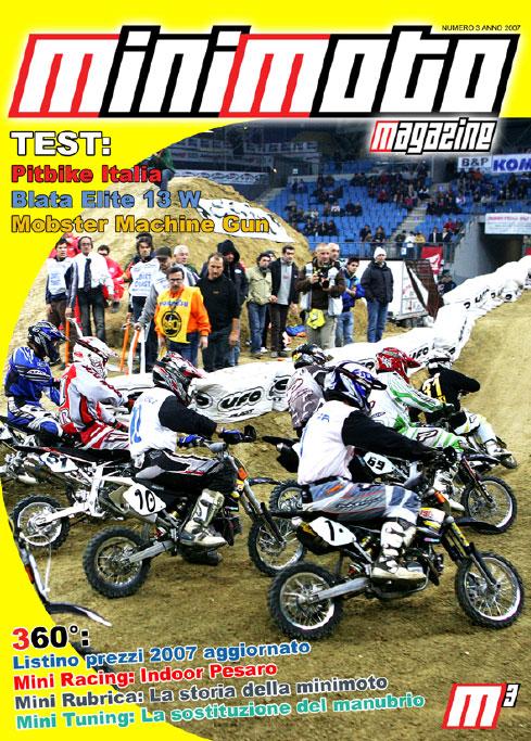 Mini Moto Magazine 3