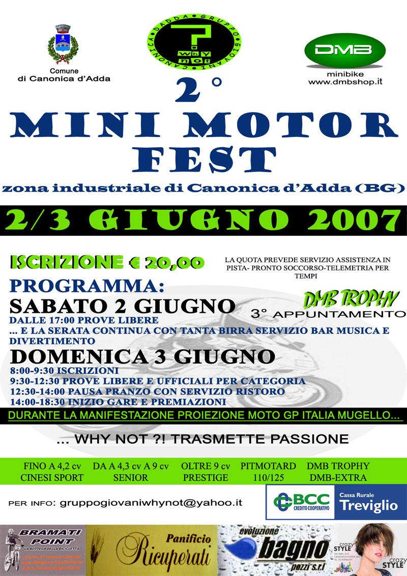 mini motor fest