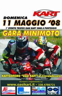 trofeo minimoto oasikart 2008
